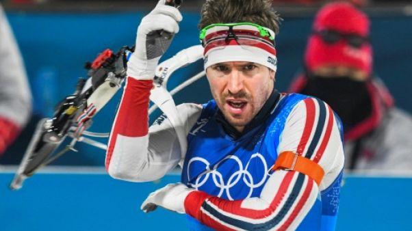 Biathlon: Emil Hegle Svendsen raccroche à son tour