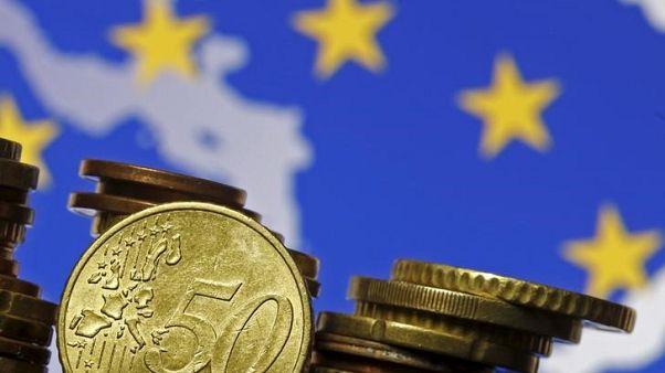سنتكس: معنويات مستثمري منطقة اليورو تتراجع