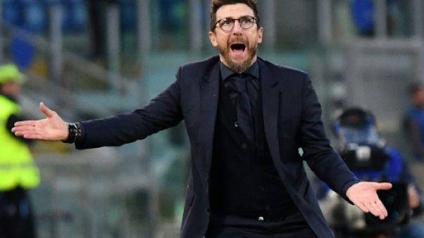 Ligue des champions: l'AS Rome et Manchester City au défi des probabilités
