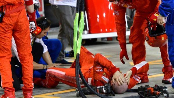 GP de Bahreïn: Ferrari, gare aux couacs !