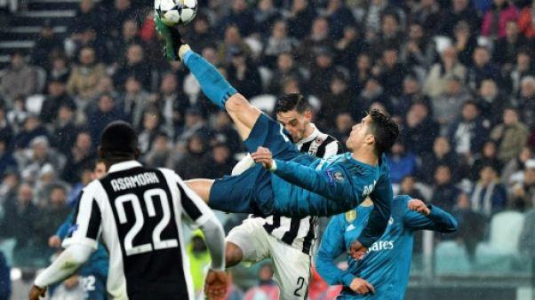 Ligue des champions: les trois de Liverpool à l'assaut de Ronaldo