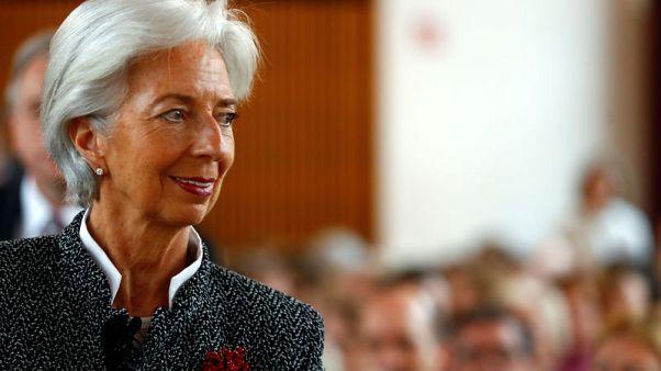 لاجارد: التعافي الاقتصادي العالمي يترسخ