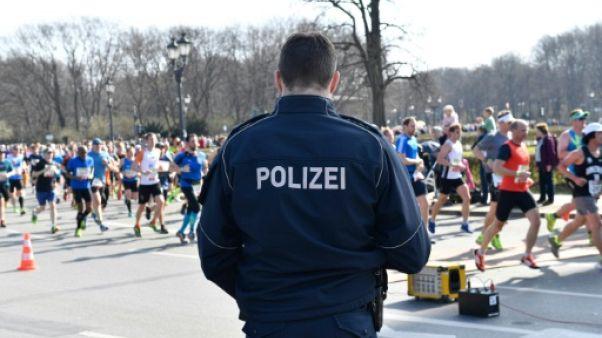 Semi-marathon de Berlin: les six suspects remis en liberté
