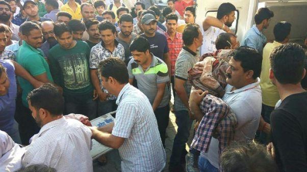 Inde: 30 morts dont 27 enfants dans un accident d'autocar