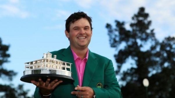 Golf: Reed 11e, Woods 88e du classement mondial