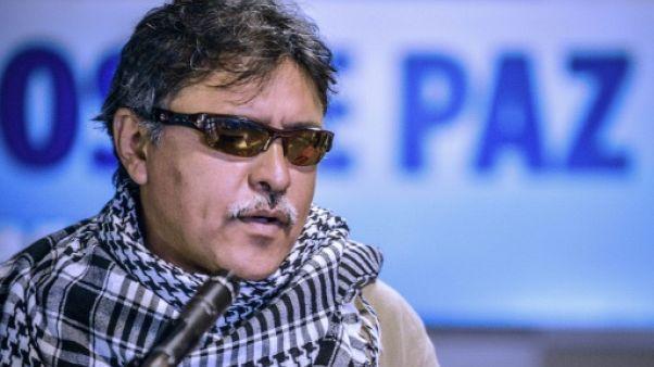 Soupçonné de trafic de drogue aux Etats-Unis, un ex-négociateur des FARC interpellé en Colombie