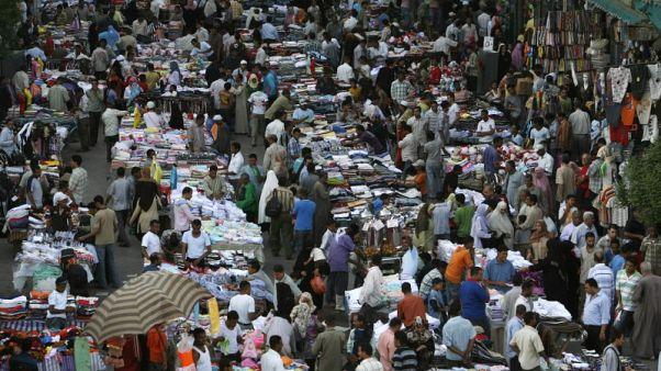 التضخم السنوي في مدن مصر يهبط إلى 13.3% في مارس