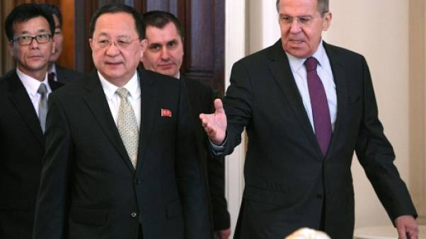 """En pleine détente, Moscou demande des """"garanties en béton armé"""" pour Pyongyang"""