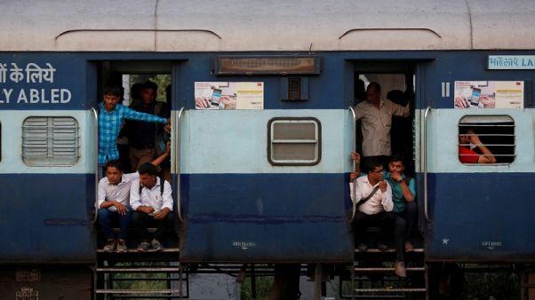 السكك الحديدية الهندية: انخفاض عدد ضحايا الحوادث بفضل حملة تطوير