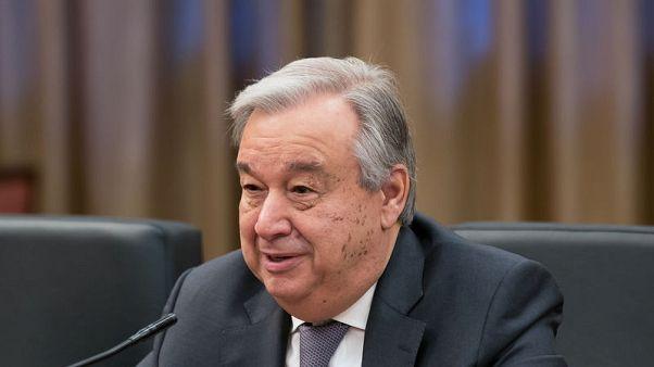 جوتيريش: على دول العالم النهوض لمواجهة تحدي تغير المناخ