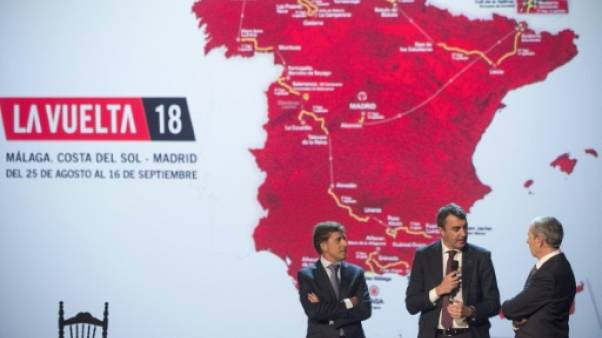 Tour d'Espagne: Cofidis convié avec trois équipes espagnoles
