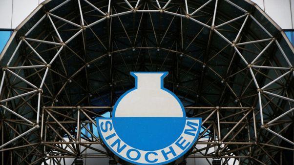 مصادر: سينوكيم الصينية تكلف بنوكا بترتيب طرح أولي لأصول نفطية بملياري دولار