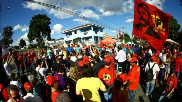 Le Brésil s'enfonce dans la crise avec la saga Lula