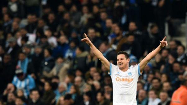 Europa League: Marseille retrouve Thauvin au meilleur moment
