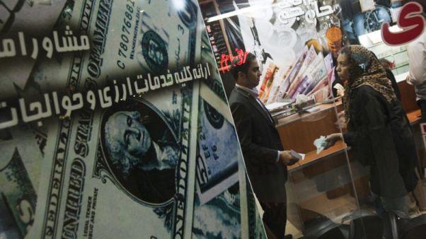المركزي الإيراني يحدد سعر الاسترليني عند 59330 ريالا واليورو عند 51709 ريالات