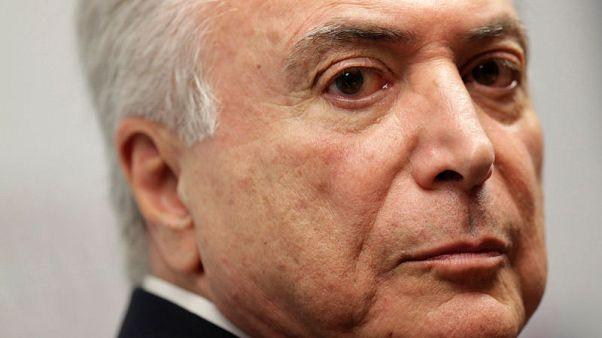 الرئيس البرازيلي يعين 11 وزيرا جديدا