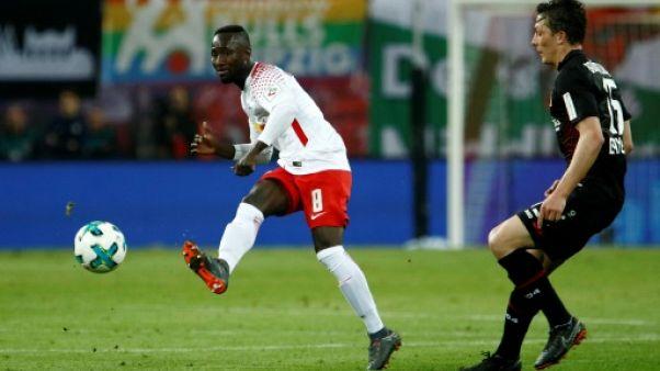 Europa League: le meneur de jeu de Leipzig, Naby Keita, apte contre Marseille