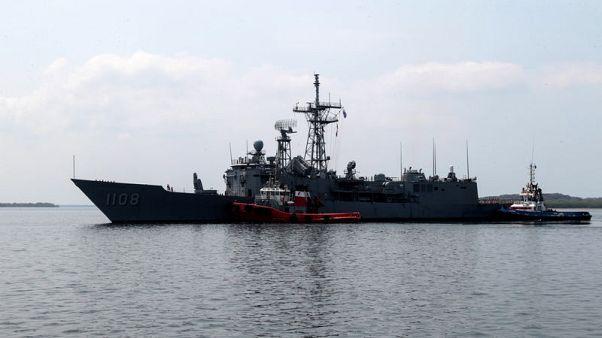 سفن حربية تايوانية ترسو في نيكاراجوا وسط تدهور العلاقات مع الصين