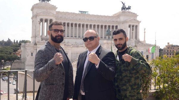 Kickboxing show,'Bellator' sbarca a Roma