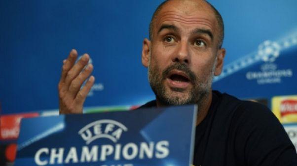 Ligue des champions: à Manchester City, la foi à l'épreuve contre Liverpool