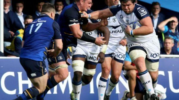 Top 14: saison terminée pour Guillamon à Montpellier