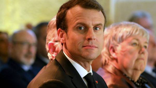 Macron's overtures to Catholic Church make waves in secular France
