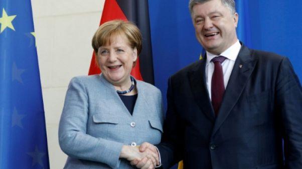 Merkel porte un coup à un gazoduc russo-allemand au nom de l'Ukraine