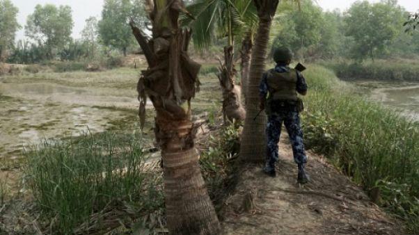 Birmanie: sept militaires condamnés à dix ans de prison pour le meurtre de Rohingyas