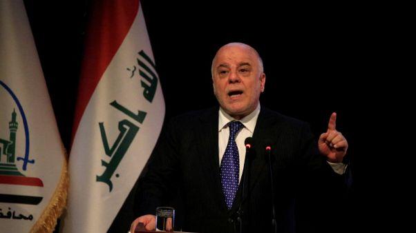العبادي: العراق سيتخذ كل الإجراءات لمنع هجمات الدولة الإسلامية من سوريا