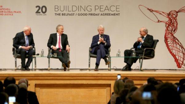 Les acteurs de la paix en Irlande du Nord font le bilan 20 ans après