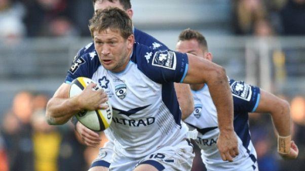 Top 14: prolongations pour Steyn et les frères Du Plessis à Montpellier