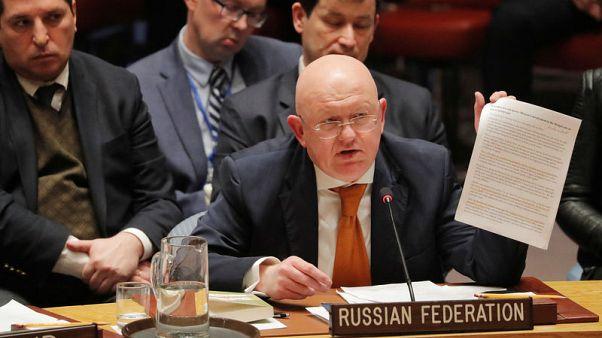 فشل محاولة روسية بمجلس الأمن لفتح تحقيق جديد بشأن هجمات كيماوية في سوريا