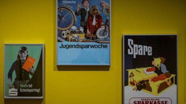 Vice ou vertu? Une exposition bouscule la manie allemande de l'épargne