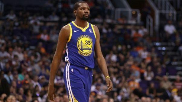 NBA: Golden State termine la saison régulière sur une défaite