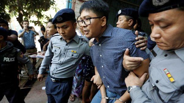 قاض بميانمار يرفض طلب رد الدعوى في قضية صحفيي رويترز