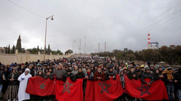 محكمة مغربية تدين نشطاء على خلفية حراك جرادة بشرق المغرب