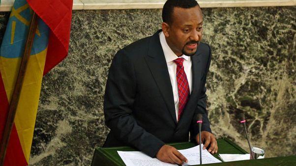 رئيس وزراء إثيوبيا الجديد يزور بلدة اندلعت فيها احتجاجات