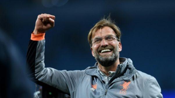 Ligue des champions: à Liverpool, l'heure tourne pour Klopp