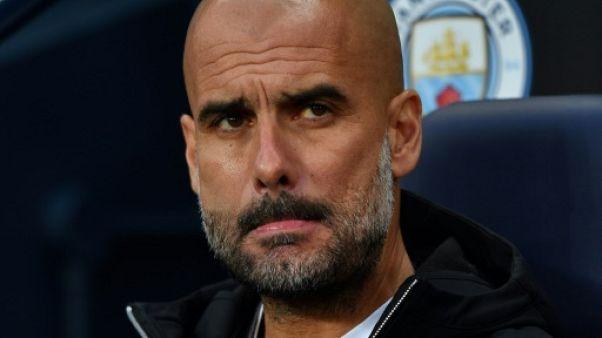 Manchester City: Guardiola, le mal des montagnes