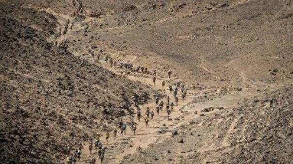 Marathon des Sables: tempête, délires, ampoules, l'enfer dans le désert