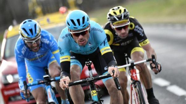 Cyclisme: le Français Di Gregorio positif à l'EPO, suspendu provisoirement