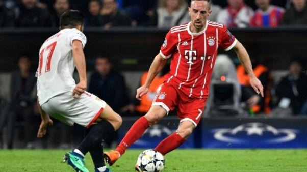 Ligue des champions: Munich reste muet contre Séville mais se qualifie