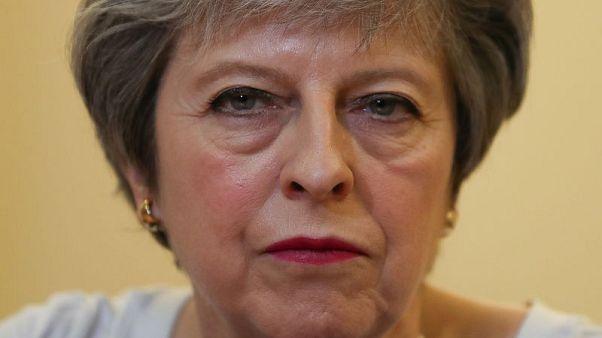 سكاي نيوز: ماي ستطلب تأييد الوزراء للمشاركة في ضربات على سوريا