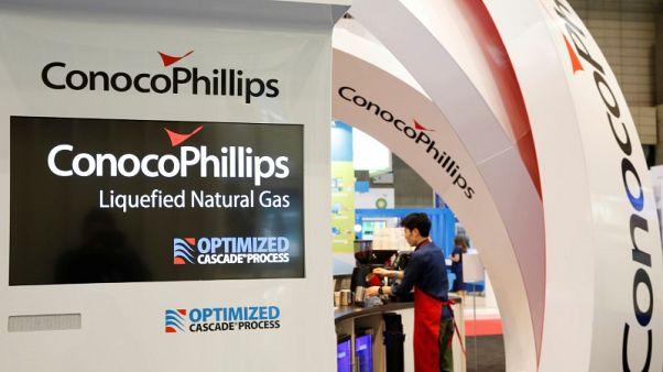 كونوكو فيليبس تسرح 450 عاملا في المملكة المتحدة في العامين القادمين