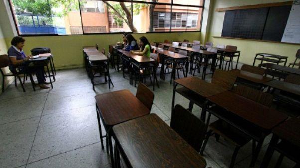 Au Venezuela, crise oblige, les universités tournent au ralenti