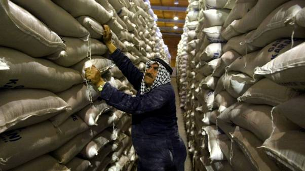 تجار: شركة الصوامع الأردنية تطرح مناقصة لشراء 50 ألف طن قمحا