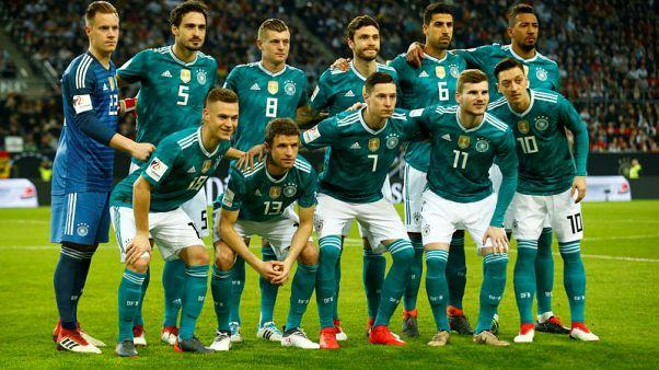 ألمانيا مستمرة في صدارة التصنيف العالمي لمنتخبات كرة القدم