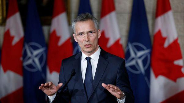 أمين عام حلف الأطلسي: يجب محاسبة المسؤولين عن الهجوم الكيماوي بسوريا