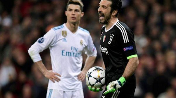 Ligue des champions: Buffon, maudite Ligue des champions
