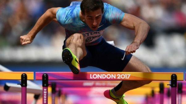 Dopage: l'IAAF accepte 9 nouveaux athlètes russes sous drapeau neutre pour 2018